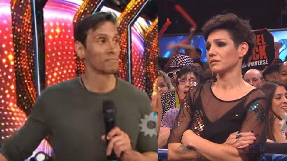 ¡Alto conventillo! Tremendo cruce entre el bailarín y la coach de Anamá Ferreira: Sos cualquiera, no te vengas a hacer el buenito