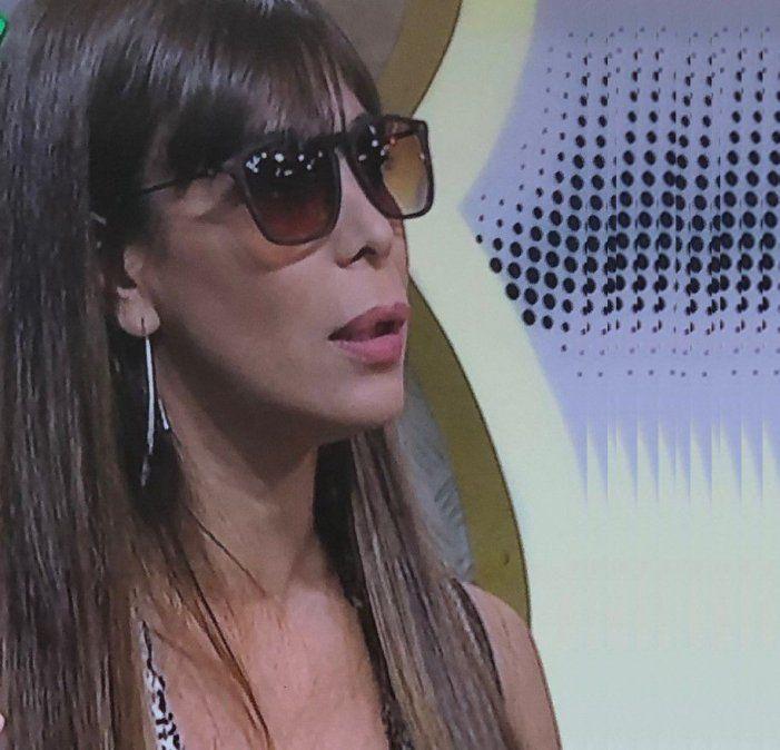 ¿Qué le pasó? Ximena Capristo salió al aire con gafas oscuras por un accidente