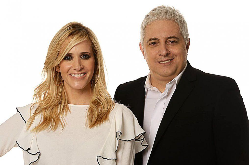 Mariano Peluffo y Julieta Prandi