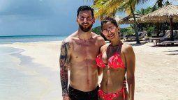 Lionel Messi y Antonela Roccuzzo se tomarón una semana de vacaciones en la maravillosa ciudad española