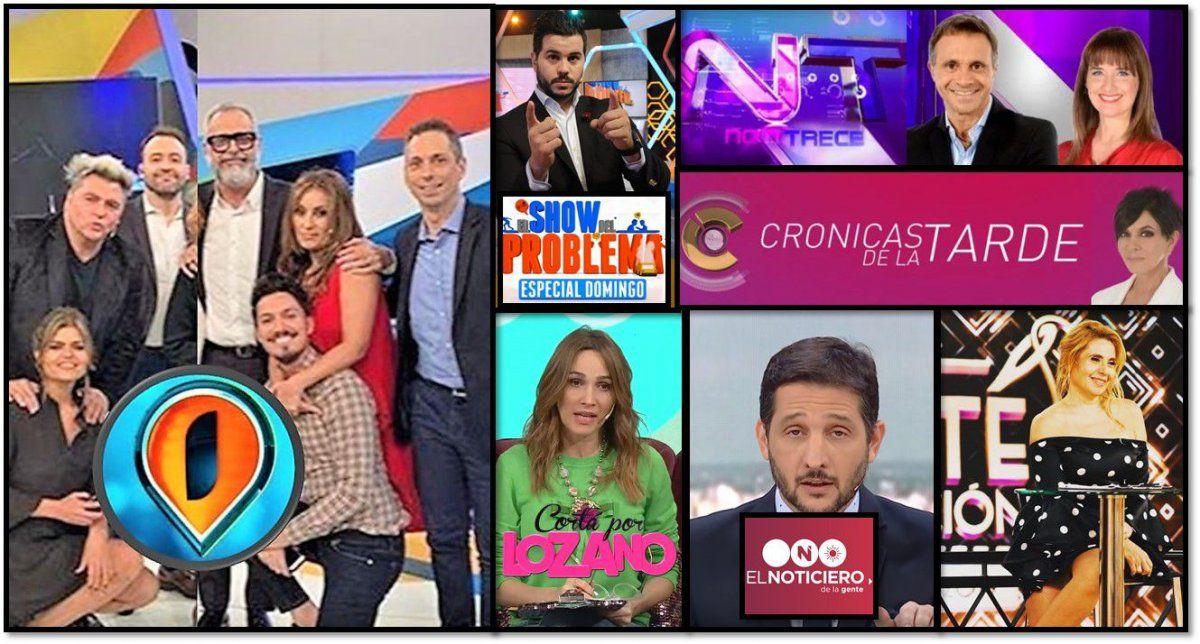 Intrusos, el programa XL, más rendidor de la televisión argentina