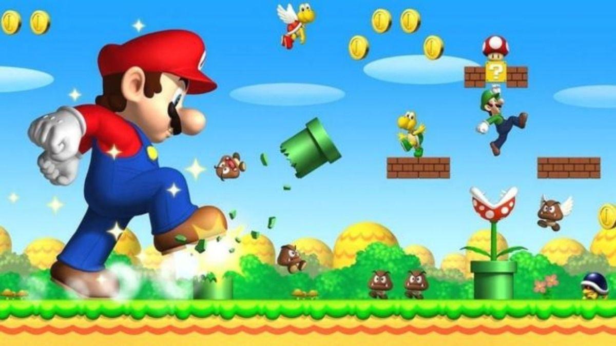¿Por qué está es la versión más cara de Super Mario Bros?