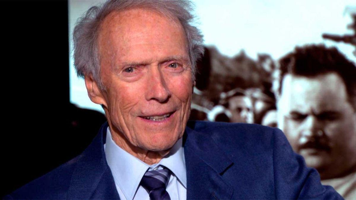 El Director Clint Eastwood de 90 años estrenará este año Cry Macho