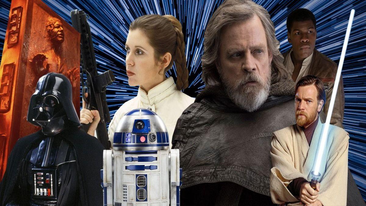 May the Force be with you es la frase que institucionalizó el día de Star Wars
