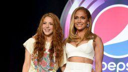 ¡Divas! Shakira y Jennifer Lopez se ven increíbles con estos shorts
