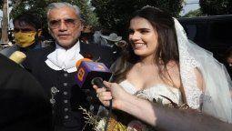 ¡Polémica! Critican a la hija de Alejandro Fernández por una boda sin medidas sanitarias