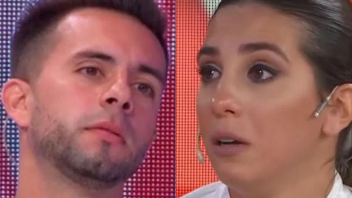 La respuesta de Matías Defederico a las acusaciones de violencia de género de Cinthia Fernández