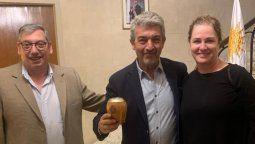 El Chino Darín habló de la mudanza de Ricardo Darín a Uruguay