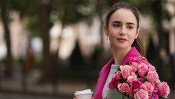 Lily Collins volverá a Francis para una segunda temporada de Emily en París