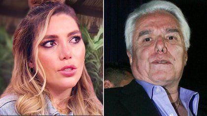¡Tremendo lío! Alejandra Guzmán sale en defensa de su abuelo