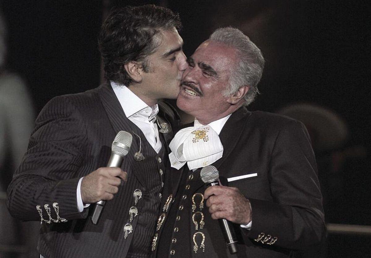 ¡No olvida! Alejandro Fernández y su corto camino en el cine