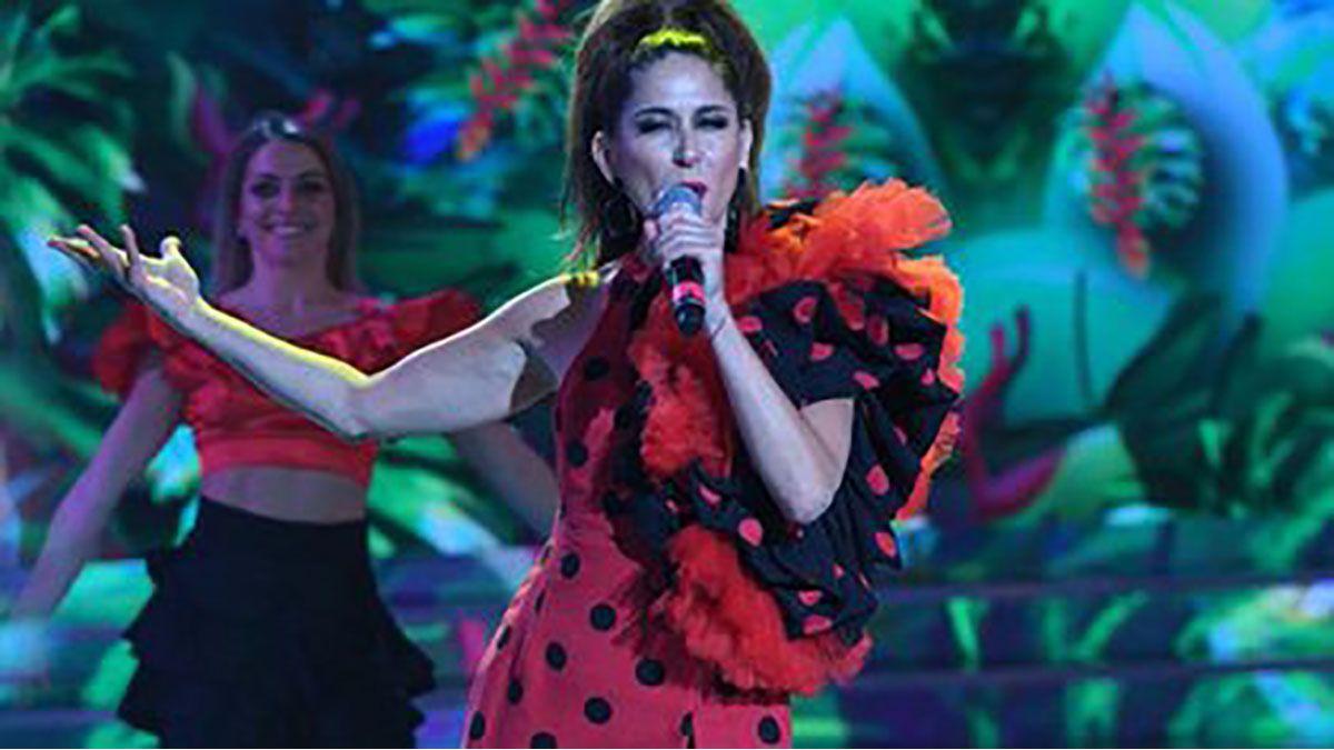 Laura Novoa dijo por qué canta mal y Karina La Princesita le dio una inesperada devolución
