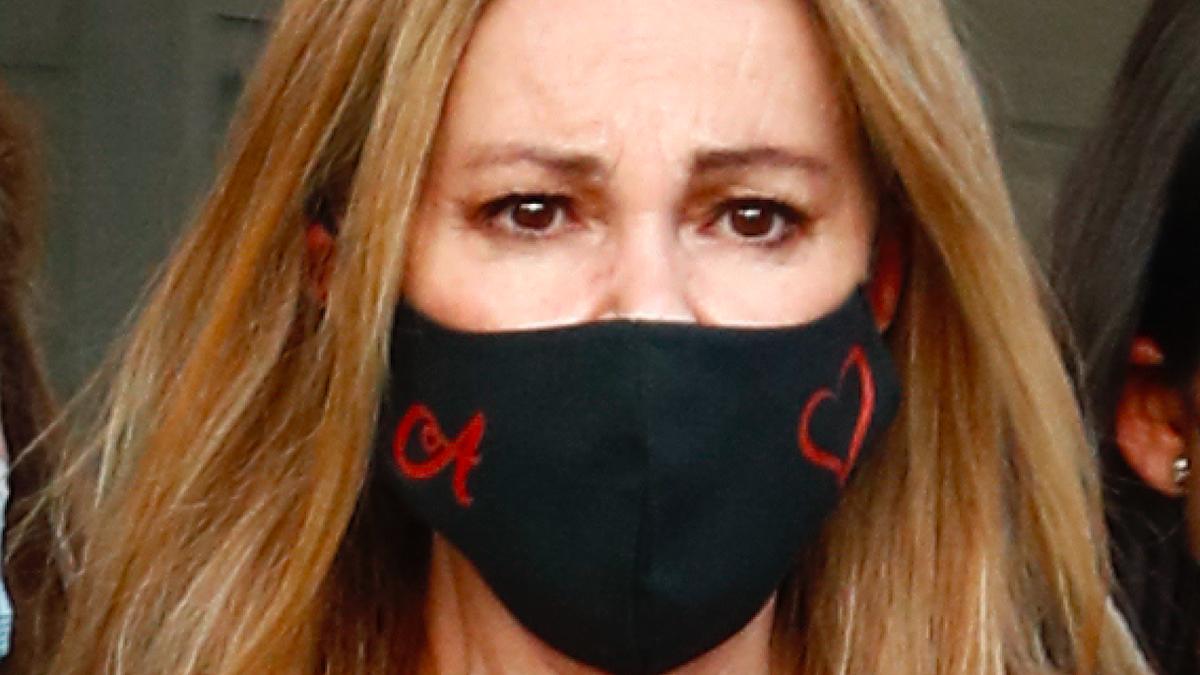 Ana Obregón y el motivo que la tiene paralizada en Mallorca