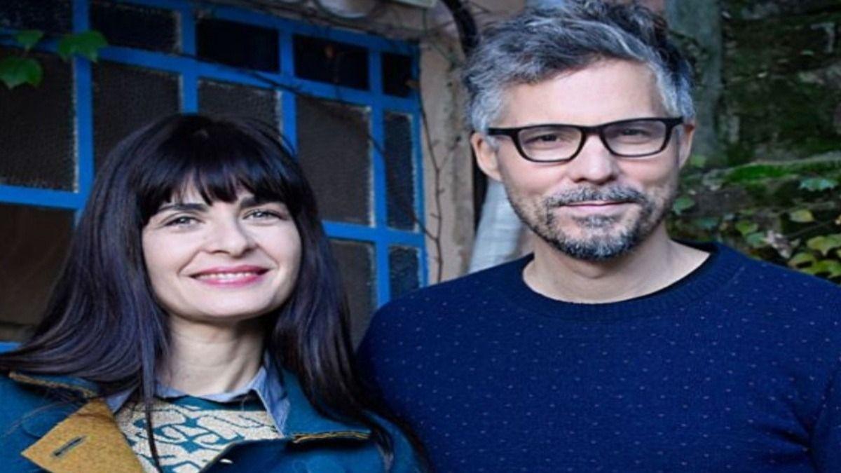 Soledad Villamil y Federico Olivera están juntos desde hace 24 años