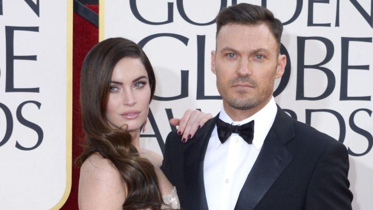Megan Fox y Brian Austin Green son padres de 3 niños
