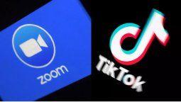 TantoZoomcomoTikTok deberán revelar sus conexiones con China