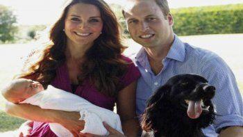 ¡Tristeza! Príncipe William y Kate Middleton perdieron a su mascota