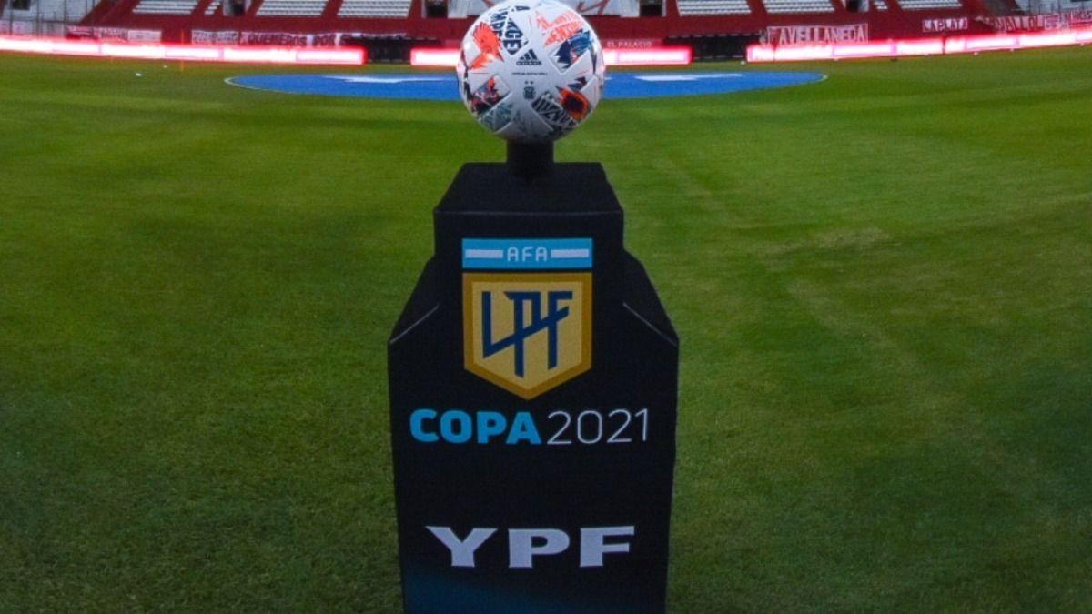 La jornada 10 de la Copa de la Liga Argentina debió ser modificada por las medidas dictadas por le gobierno
