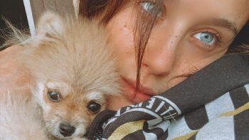 ¡No! María Pedraza pierde a su perrito Pacorro