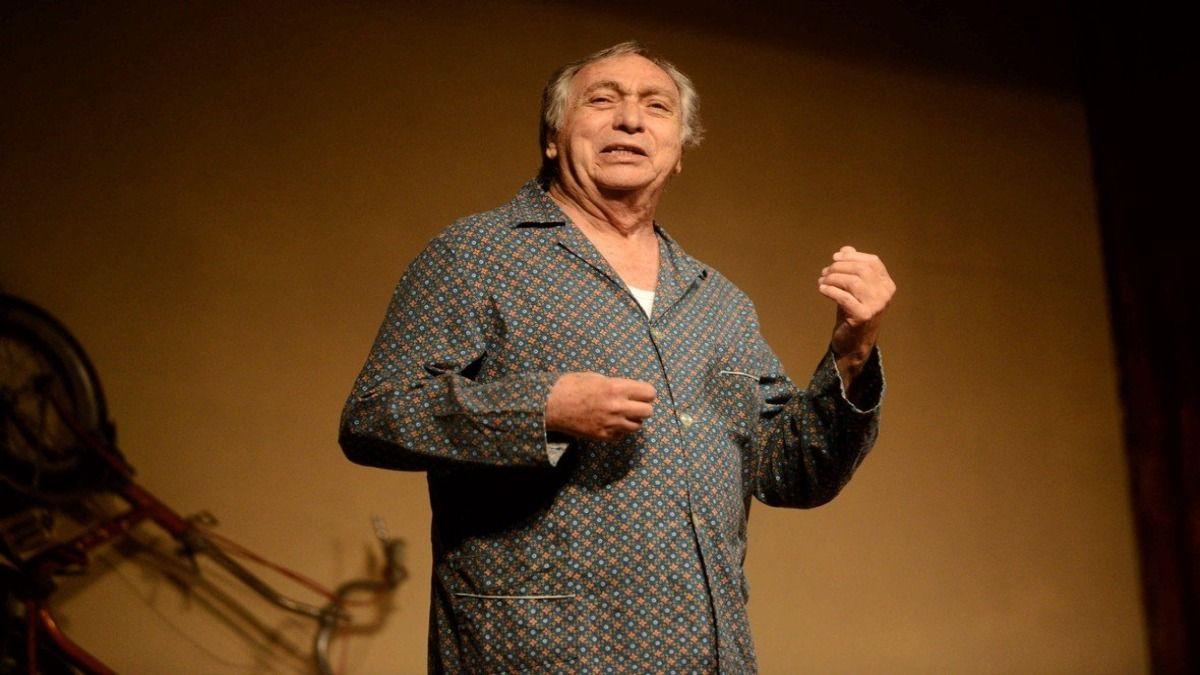 Luis Brandoni cruzó a la Asociación Argentina de Actores