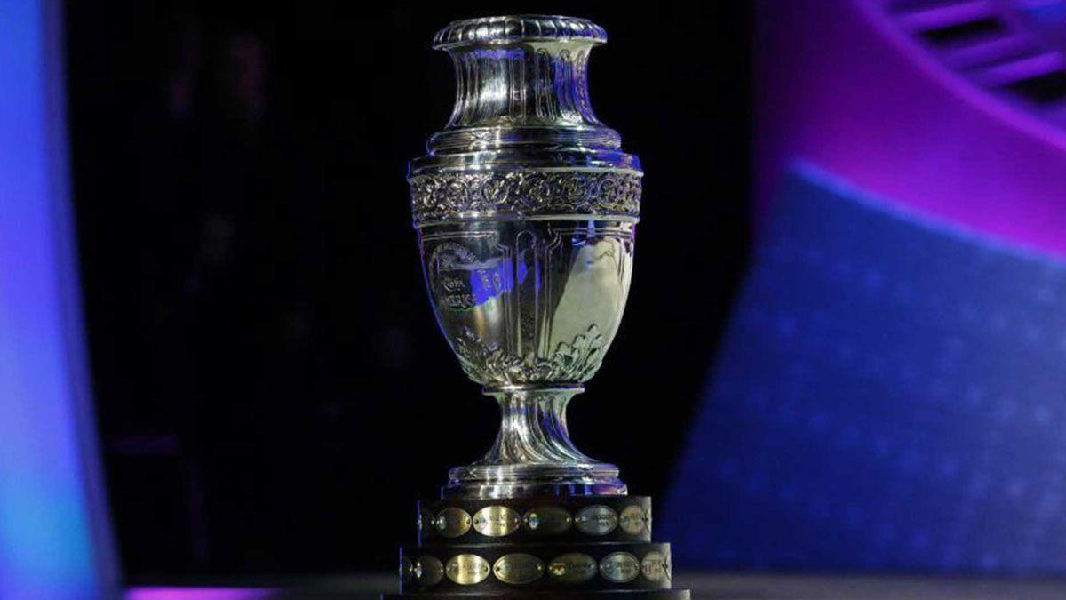 La Copa América se celebrará en Brasil del 13 de Junio al 10 de Julio