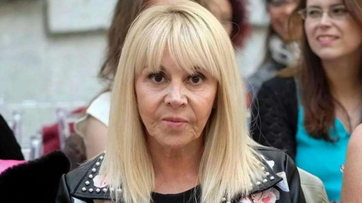 La ex esposa de Diego Armando Maradona Claudia Villafañe