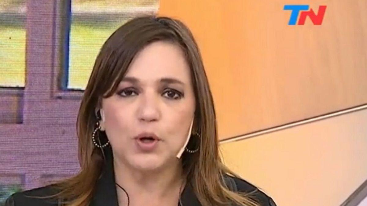 Lorena Maciel tuvo que ser operada de las cuerdas vocales