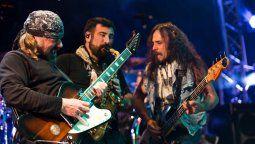 La Banda de Rock argentina La Renga ofrecerá su primer streaming el 28 de noviembre