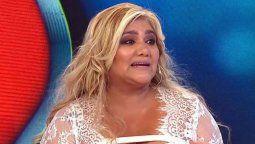 Gladys La Bomba Tucumana hizo referencia a More Rial en el programa de su padre, Jorge Rial