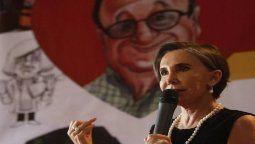 Florinda Meza habla de una profunda depresión que vivió Chespirito