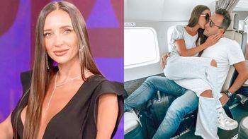 Carolina Haldemann se separó en medio de la difícil situación de salud que atraviesa