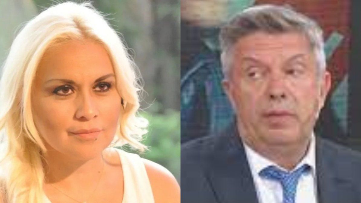 Verónica Ojeda se peleó nuevamente en vivo con Mauricio DAlessandro