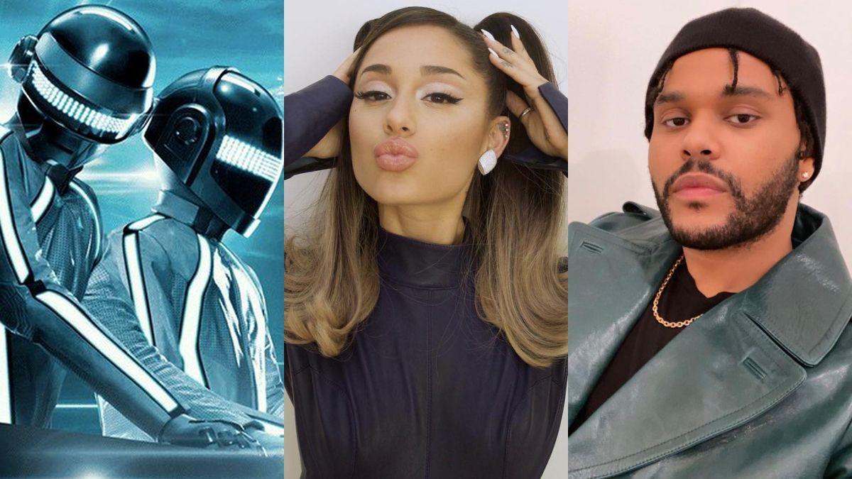 ¿Por qué solo The Weeknd? Ariana Grande y Daft Punk