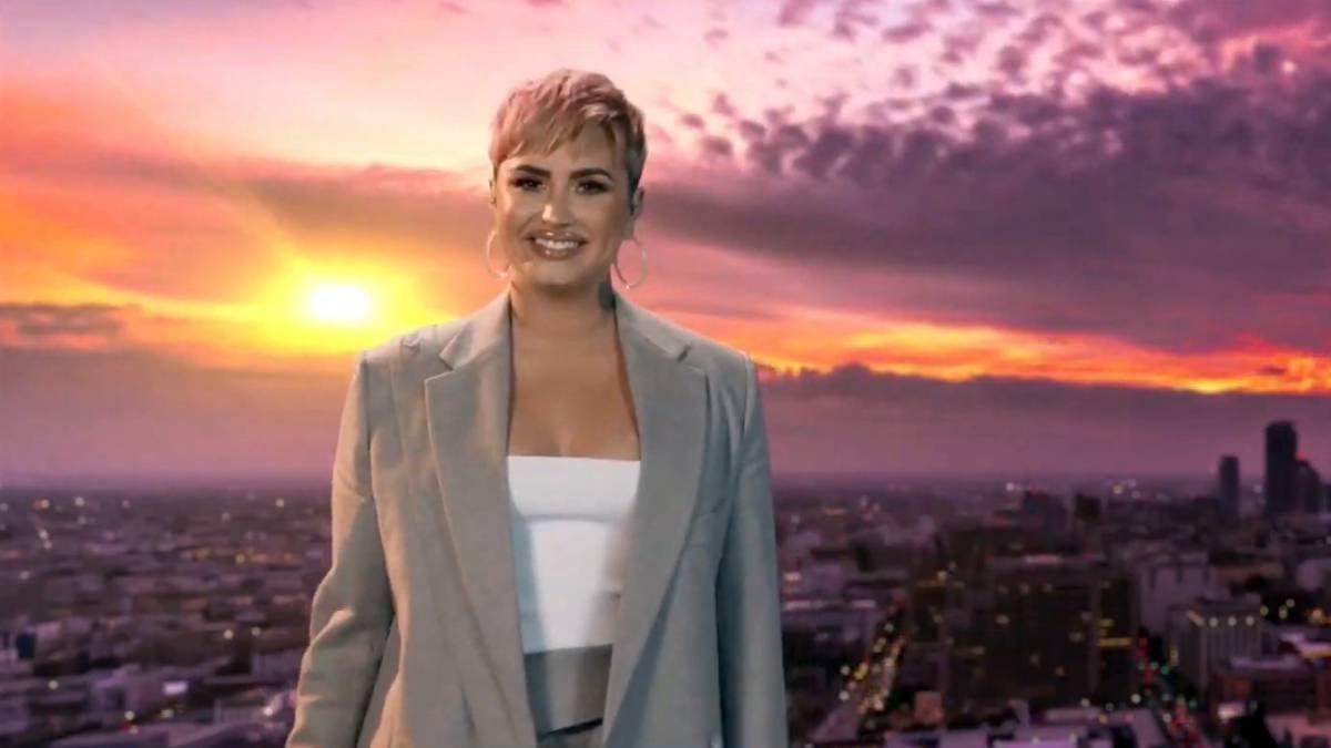 ¡Paranormal! Demi Lovato hará una serie sobre ovnis