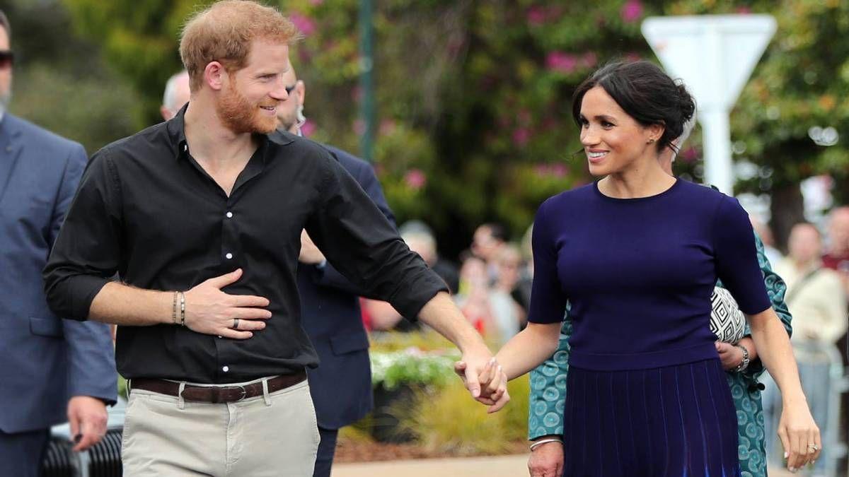¡Qué combo! Selena Gomez y Jennifer Lopez estuvieron con los duques de Sussex