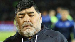 Medios ingleses estarían negociando fotos del cuerpo fallecido de Diego Maradona