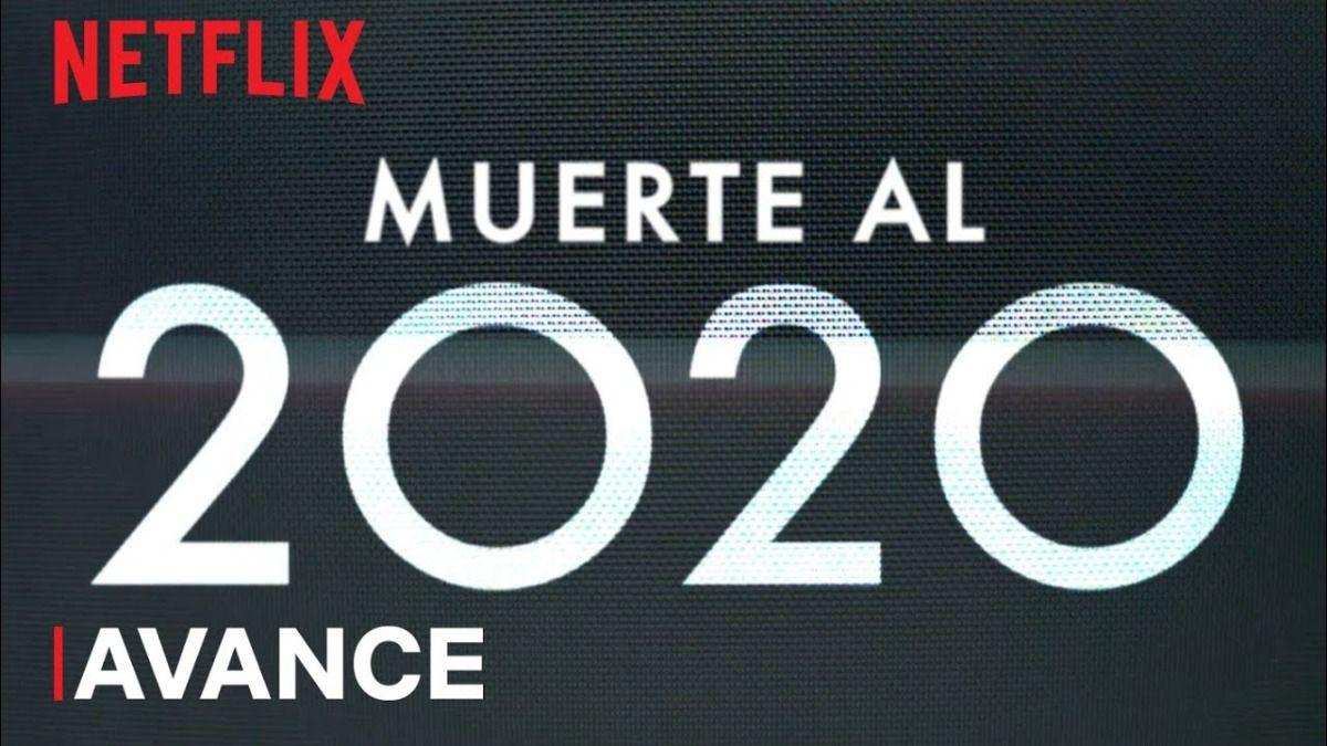 El próximo 27 de diciembre se estrena Muerte al 2020