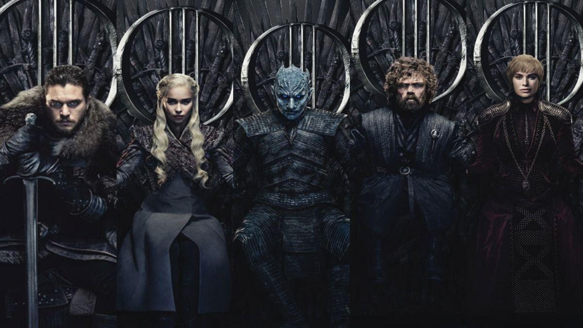 La serie Game of Thrones hizo famoso al autor R.R. Martin