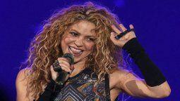 ¡Sin nada abajo! Shakira deslumbra en una foto sin ropa interior