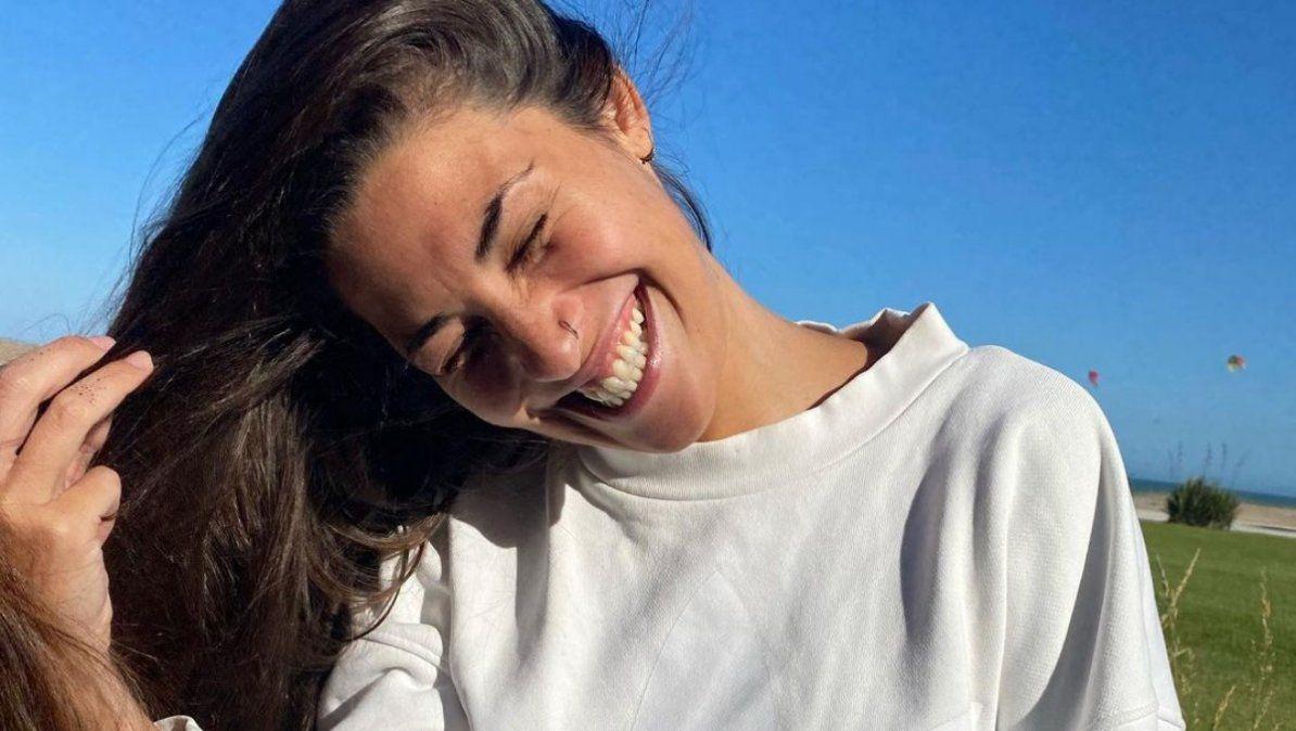 Ivana Nadal lo volvió a hacer: Date amor y el COVID-19 no te toca
