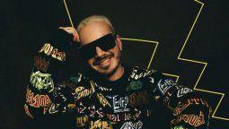 ¡No hay otro! J Balvin es el latino más destacado de Billboard
