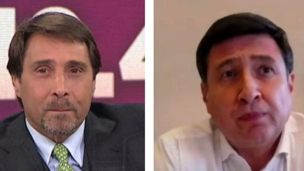 Eduardo Feinmann criticó a Daniel Arroyo por la pobreza: Debería darle vergüenza