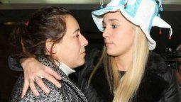 Rocío Oliva defendió a su madre de Dalma Maradona