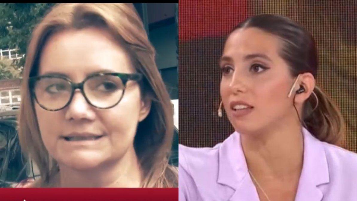 Nancy Pazos destrozó a Cinthia Fernández: No sabe siquiera que ser diputada es ser legisladora