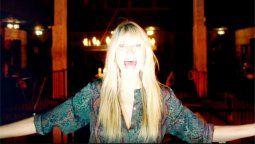 Heidi Klum crea una película de terror para presentar su disfraz de Halloween
