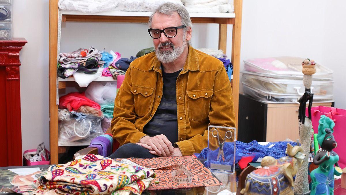 El diseñador Benito Fernández participó del programa PH