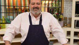 El cocinero estrella de la televisión estatal, Guillermo Calabrese anunció que luego de 12 años dejará el programa Cocineros Argentinos.