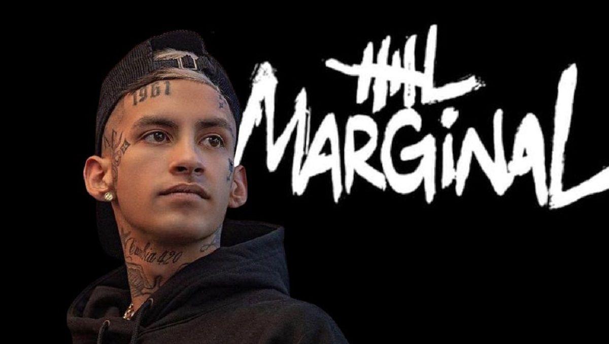 L-Gante, cantante de cumbia, hará la canción principal de El Marginal 4