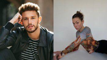 Ruggero Pasquarelli comenzó un noviazgo con Camila Orsi
