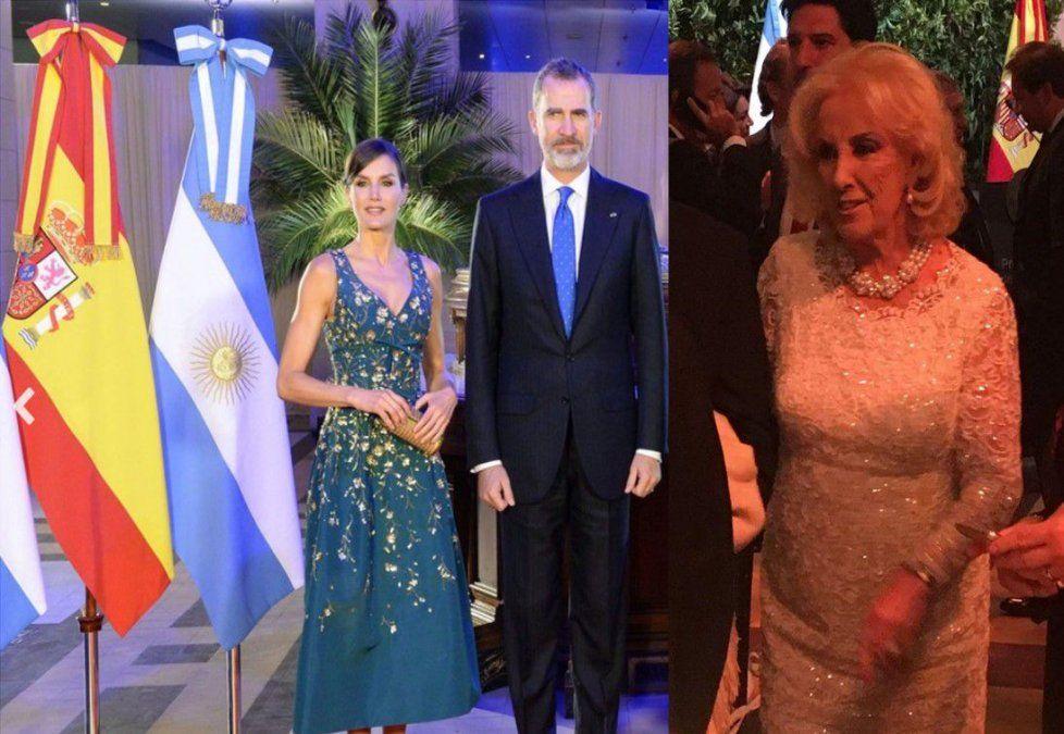 Mirtha Legrand, la figura más esperada en la gala de honor a los reyes de España